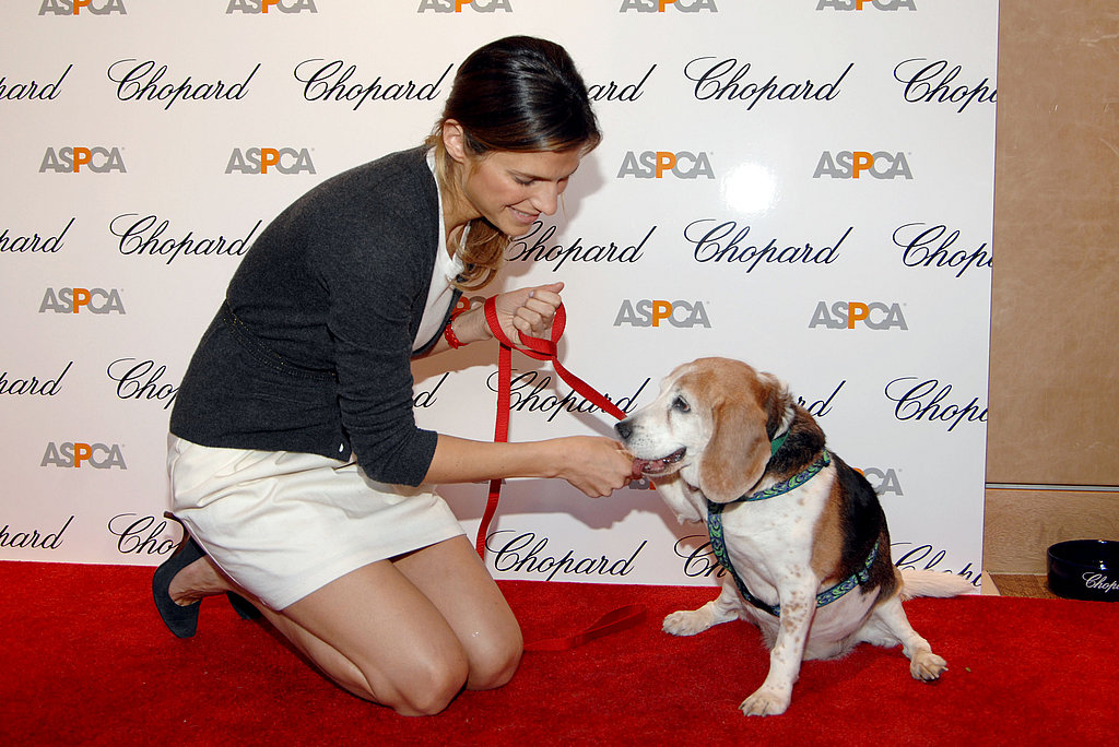 America's Next Top Dog at Chopard
