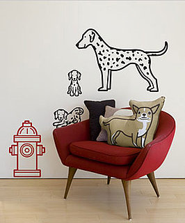 Put a Dog (or Cat) On Your Wall With Blik Decals