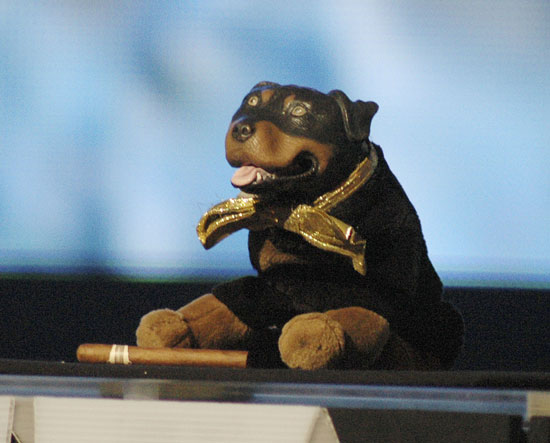 4. Triumph the Insult Comic Dog