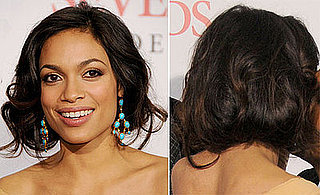 How-To: Fake Short Hair Like Rosario Dawson