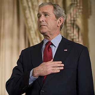 Who's Watching President Bush's Farewell Address Tonight?
