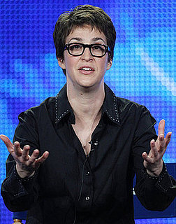 Rachel Maddow Talks Inauguration and Bush's Plans