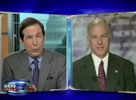 "Howard Dean on Fox News Sunday: Your Coverage Is ""Shockingly Biased"""