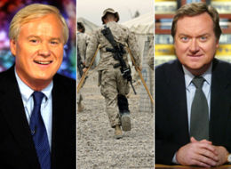 "Chris Matthews Admits: MSNBC Bosses Were ""Basically Pro-War"""