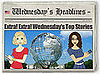 Top News Stories 2008-06-04 07:00:59