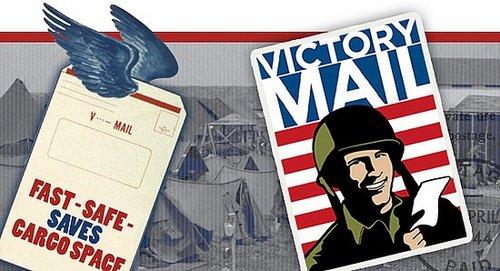 "The National Postal Museum Says ""You've Got Victory Mail"""