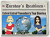 Top News Stories 2008-06-17 06:58:20