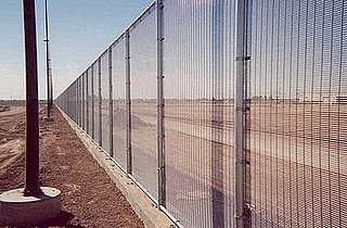 Court Rejects Challenge to Arizona Border Fence