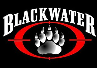 Blackwater Getting Out Of Security Business