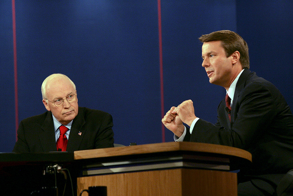 Vice Presidential Debate: Oct. 2