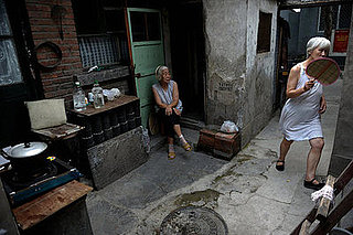 Elderly Chinese Women Sentenced to Hard Labor For Protests