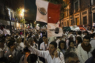 Thousands of Mexicans Protest Kidnapping Crime Wave