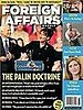 "Sarah Palin on ""Foreign Affairs Weekly"" Cover: Funny Fake?"