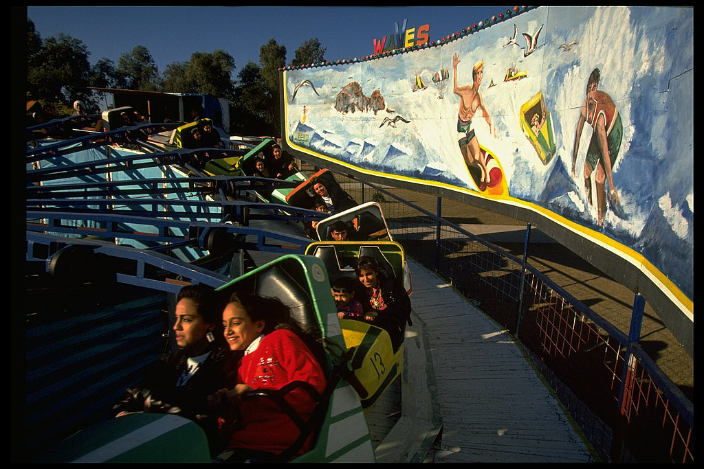 The Playland Amusement Park