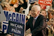 McCain Divided Over $85 Billion Bailout For AIG