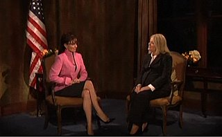 SNL Spoofs the Palin/Couric Interview: Lay Off or Loving It?