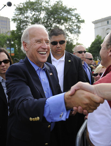 Remember Him? What's Biden Been Up To — Is He Ready?