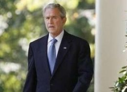 In Final Months in Office, Bush Is Burdened but Still Confident