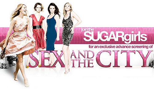 Join the Sugar Girls For an Exclusive Sex and the City Screening!