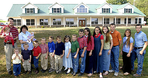 Joshua Duggar Will Follow His Parents' Example