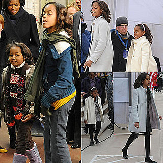 Obama Style: Malia and Sasha Dressed Up and Down