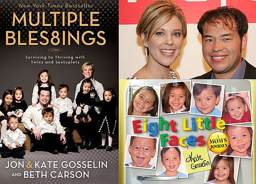 Jon and Kate Plus 8 Books