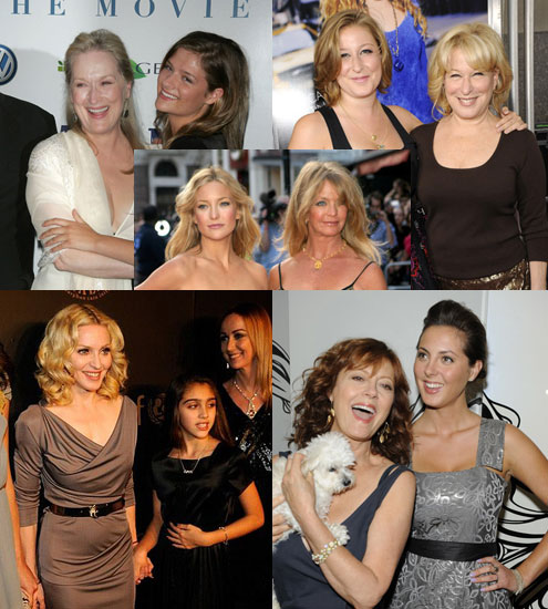 Lil&#039;s Favorite Five: Fabulous Moms Over 50