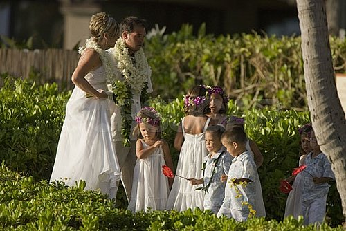 Photos of Jon and Kate Gosselin Renewing Their Wedding Vows