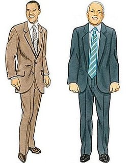 Lil Links: Presidential Paper Dolls