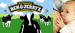 Ben & Jerry's Breast Milk Ice Cream?