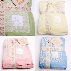Shi Shu Baby Blanket