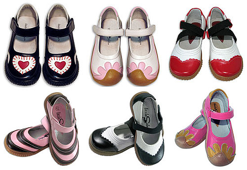 Little Soles: Not Your Mama's Mary Janes!