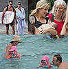 Celebrities and Their Babies Over the Weekend 2008-07-28 14:30:53