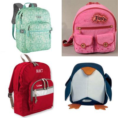 Babysugar's Best Bets: Backpacks