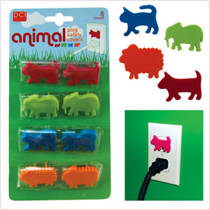 Animal Plug Covers