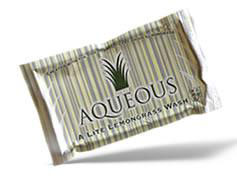 Aqueous Hand Towels