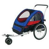 Schwinn Trailblazer Bike Trailer ($178)
