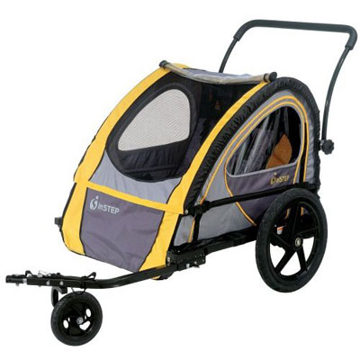 InStep Quick N EZ Bike Trailer ($99)