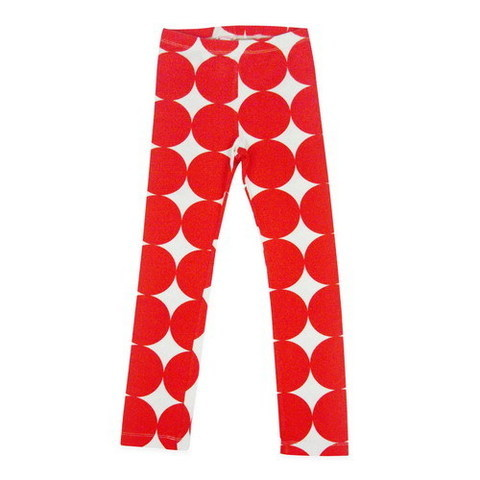 Molly Leggings in Red ($42)