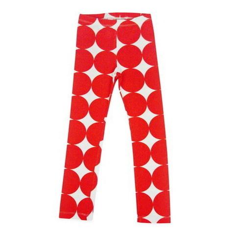 Molly Leggings in Red ($42)