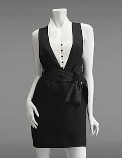ON SALE at shopjake.com - Tuxedo Dress