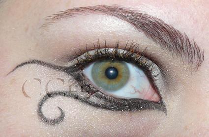 Challenge 12: Jewelry eyes