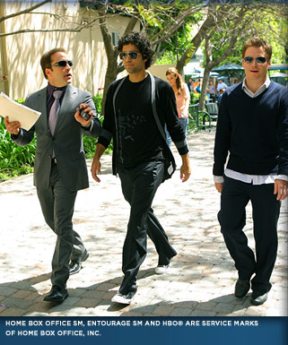 Fire Sale: Season 5 of Entourage is Hot!