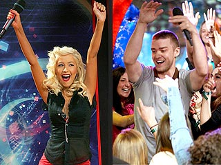 Justin Timberlake & Christina Aguilera to Appear on TRL Finale
