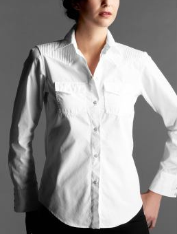 Gap Design Editions CFDA Vogue Fashion Fund White Shirts
