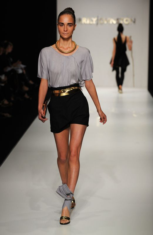 Australia Fashion Week: Kirrily Johnston