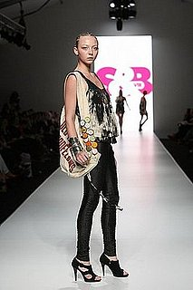 Australia Fashion Week: S&B by Sass and Bide Spring Summer 2008/2009 Catwalk Runway Images