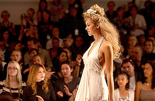 London Fashion Week: Caroline Charles Spring 2009
