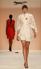 London Fashion Week Paul Costelloe Spring 2009