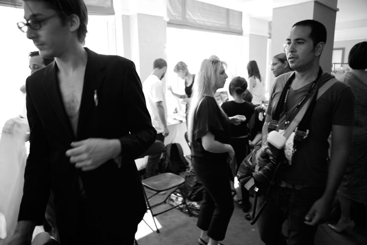 Backstage At Form